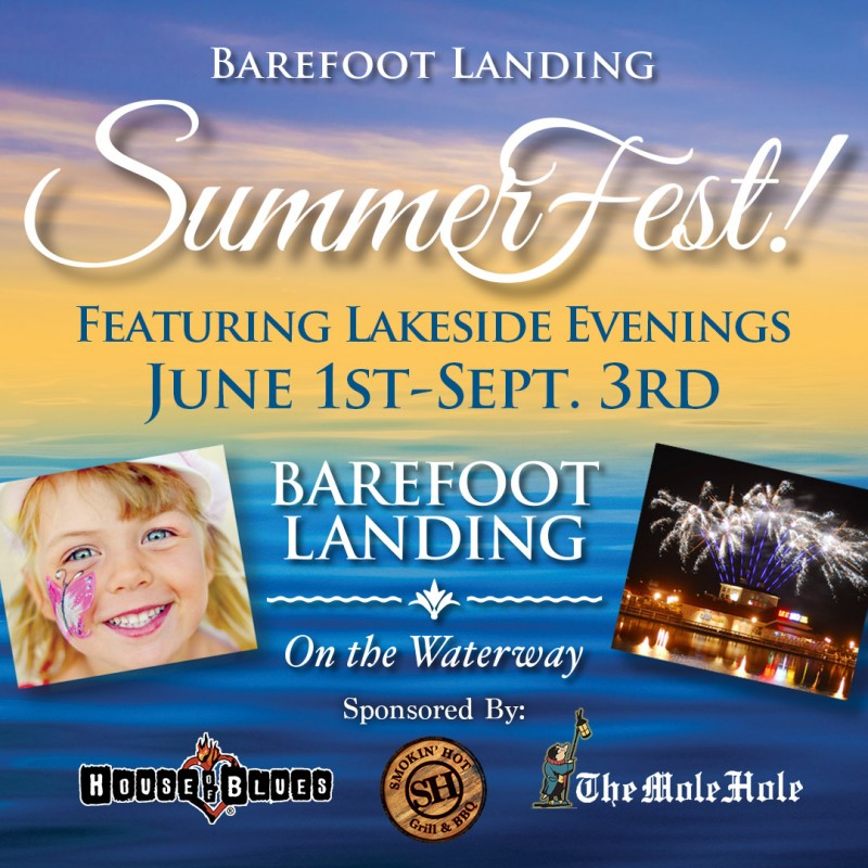 SummerFest! at Barefoot Landing