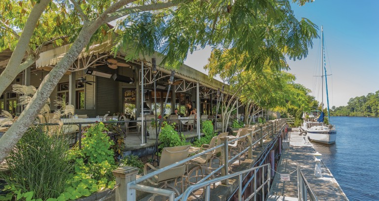 Greg Norman's Australian Grille on the Waterfront at Barefoot Landing