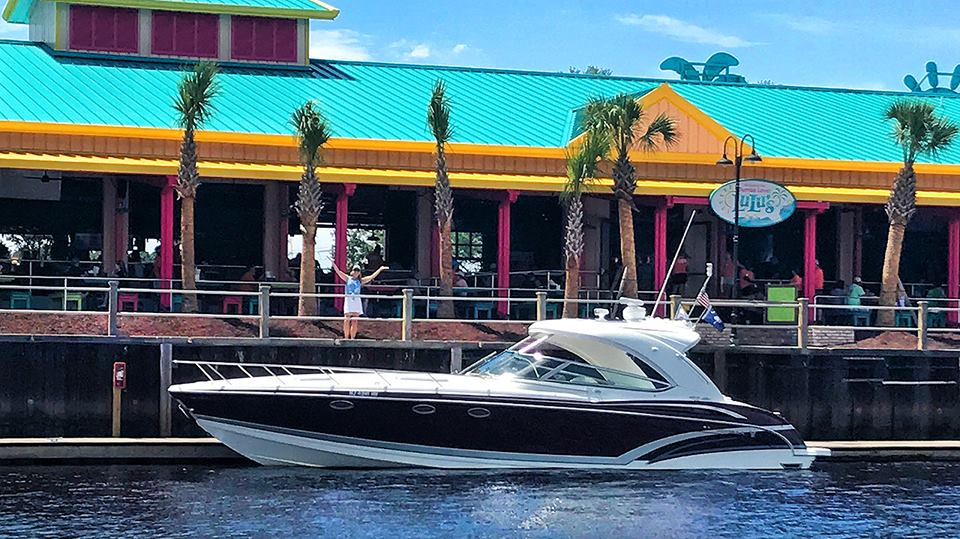 Lulu S With Two Existing Locations In Gulf Ss Alabama And Destin Florida Picked Barefoot Landing North Myrtle Beach To Bring Their Third